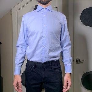 BOSS Business Wear Button Down Dress Shirt